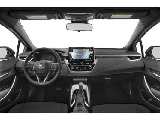 Toyota Corolla Size >> 2020 Toyota Corolla Se