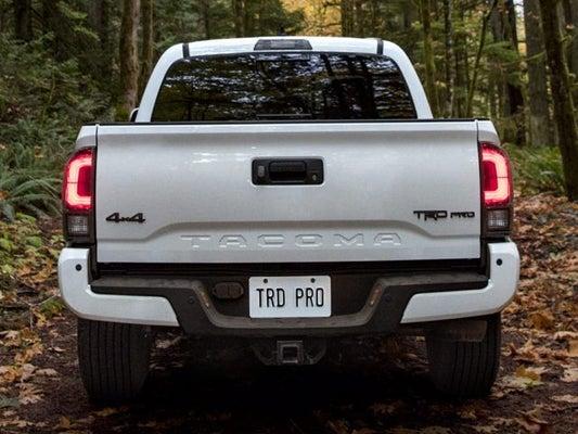 2020 Toyota Tacoma Trd Sport V6