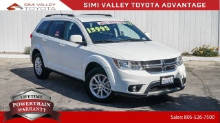 Used Dodge Journey 2017 Simi Valley Ca