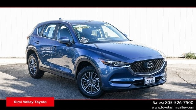 Used Mazda Cx 5 Simi Valley Ca